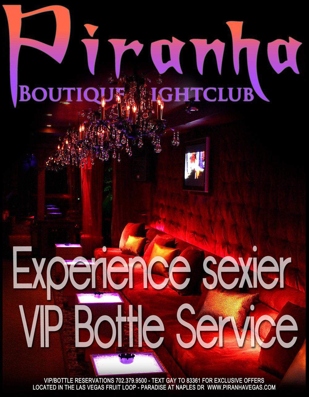 Photo of Piranha Boutique Nightclub