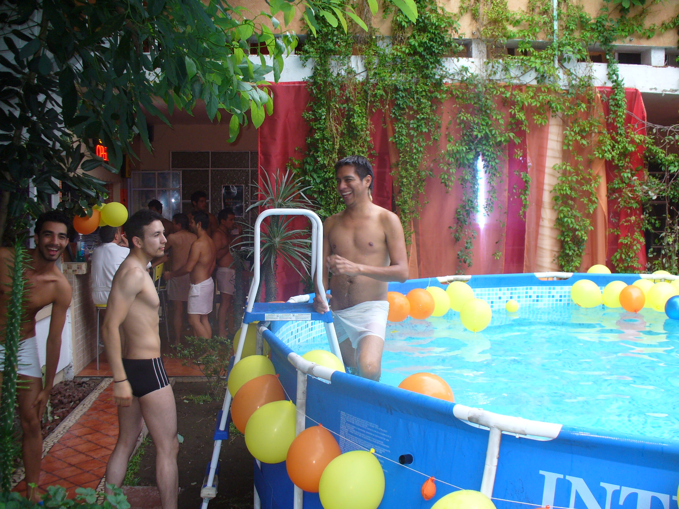 Club de campo gay new orleans