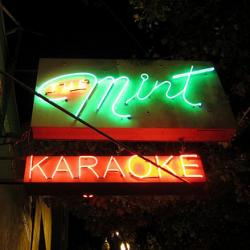 The Mint Karaoke Lounge