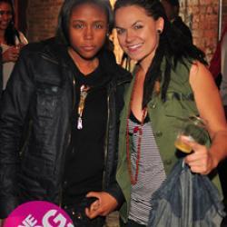 Traxx Girls at Club Miami