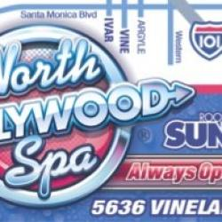Hollywood Spa—North Hollywood