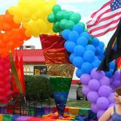 Tryangles pride day