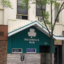Shamrock Bar-Exterior