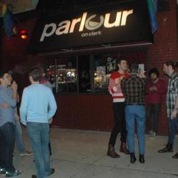 Parlour on Clark