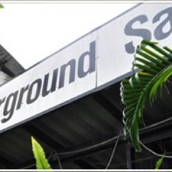 39 Underground Sauna