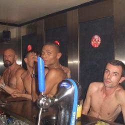 Macho Sauna