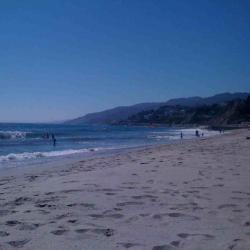 Will Rogers Beach