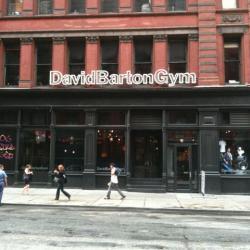 David Barton Gym Astor Place