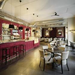 cafe-cafe interior