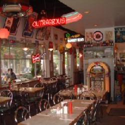 Hamburger Mary's Diner