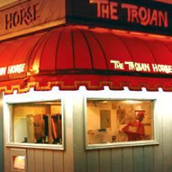 The Trojan Horse at Kirkwood & Walnut