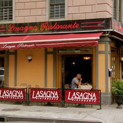 Lasagna Ristorante Chelsea
