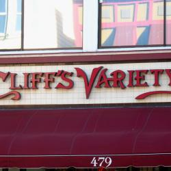 Cliff's Variety