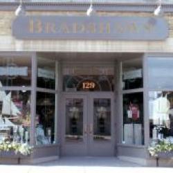 Entrance to Bradshaws.
