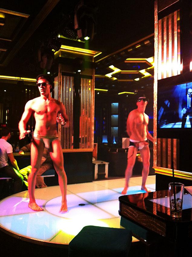Gay bars in vegas