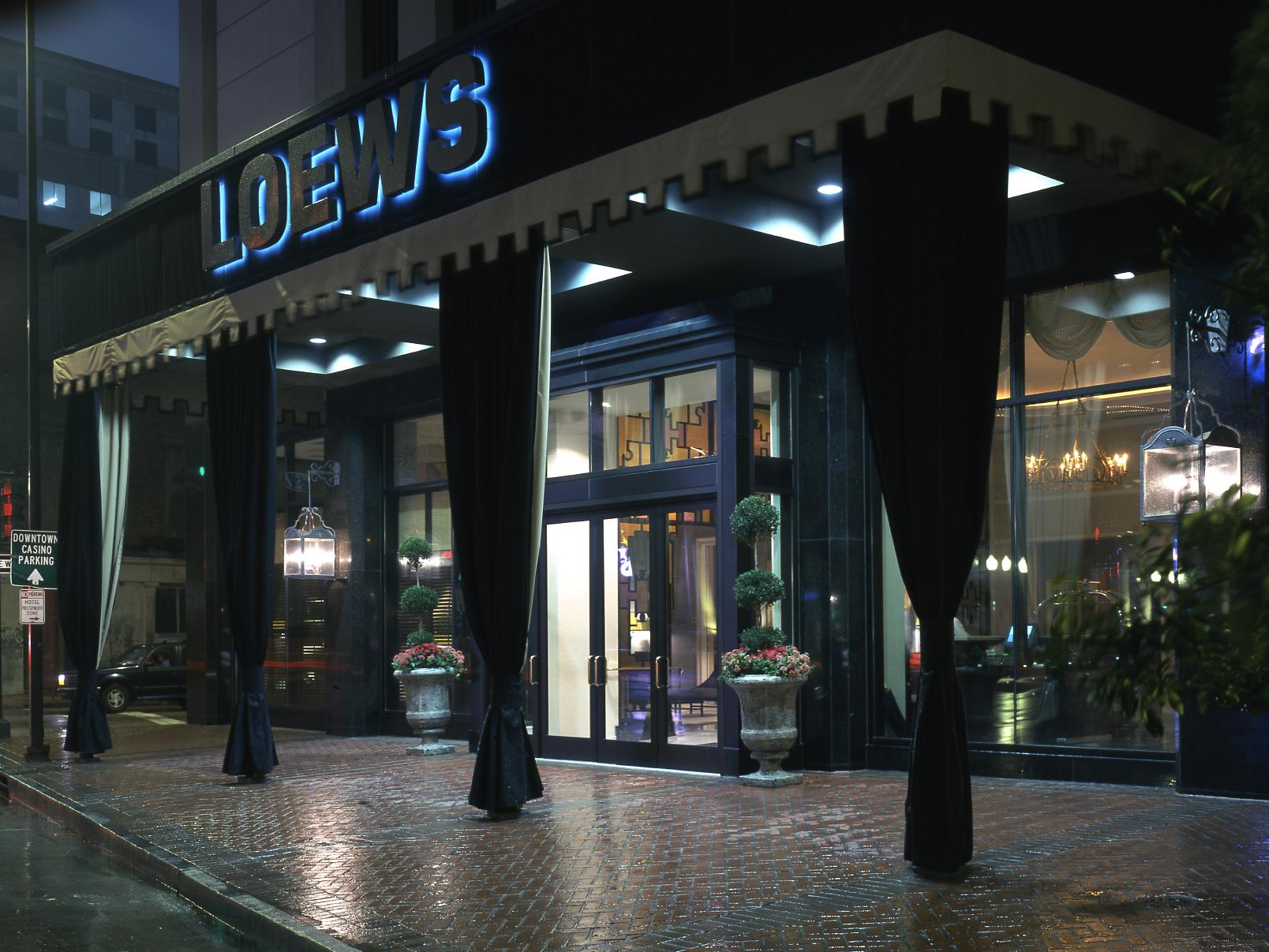 The Loews Hotel New Orleans