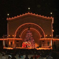 Balboa Park (Visitors Center)