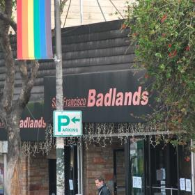 Photo of Badlands