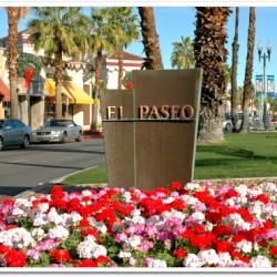 El Paseo Shopping District