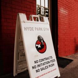 Hyde Park Gym