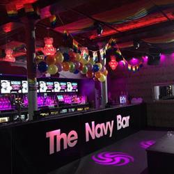 Navy Bar