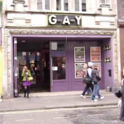 Girls Go Down (at G-A-Y Bar)