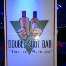 Double Shot Bar