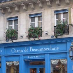 Caron de Beaumarchais Hotel