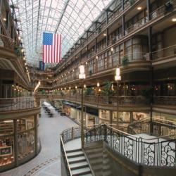Hyatt Downtown Arcade