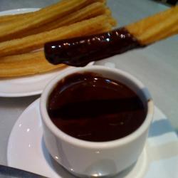 Chocolateria de San Gines Restaurant