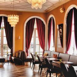 Hotel Borg Lounge Restaurant