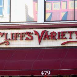 Cliff's Variety