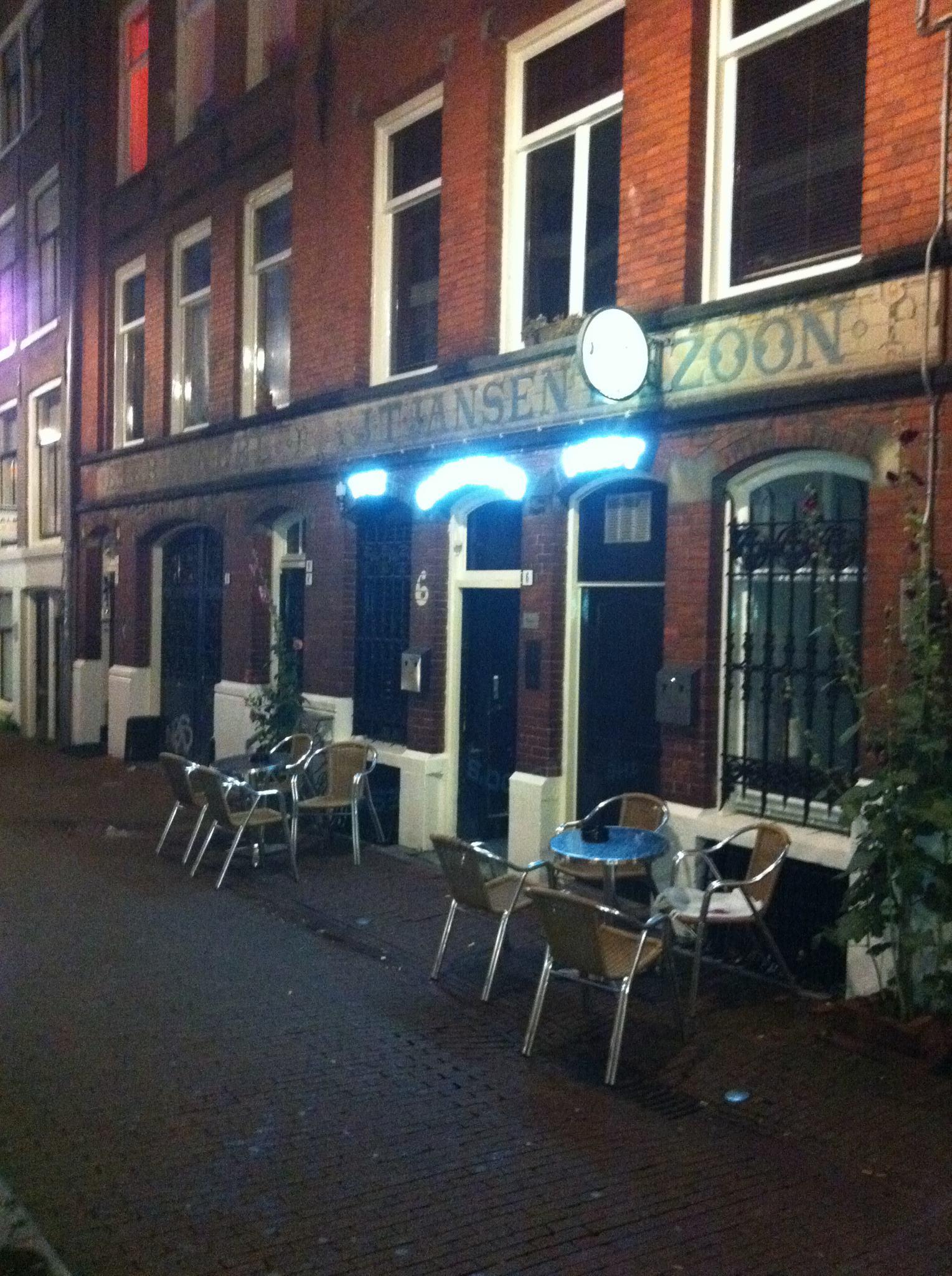 Amsterdam Gay Cruising & Saunas 2018 outdoor cruising & sex.