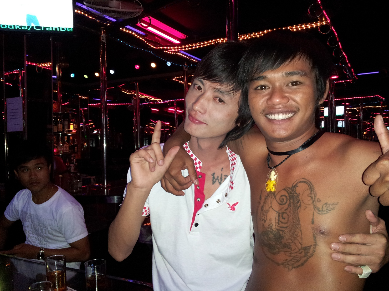 Gay boys pattaya