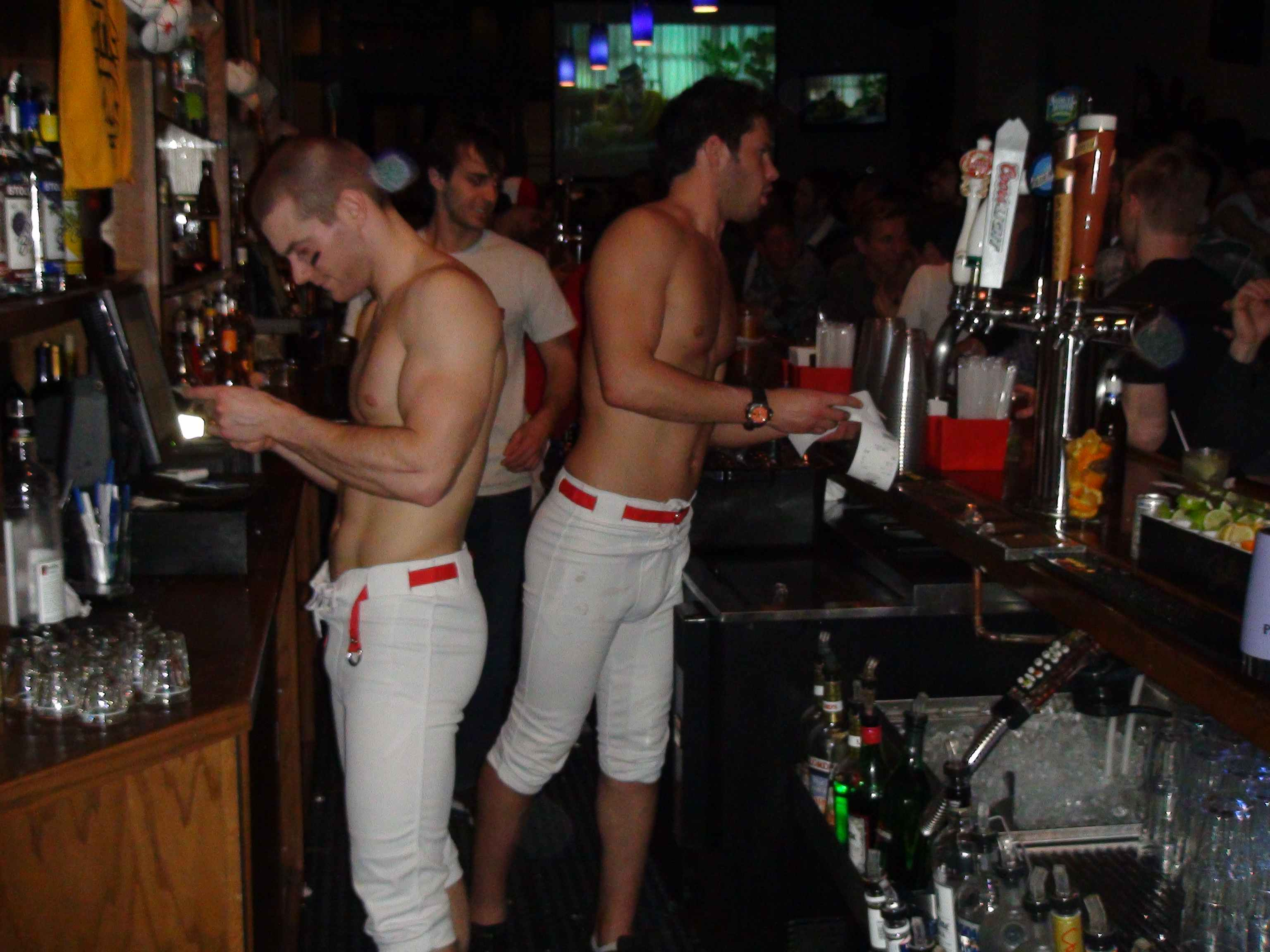nyc gay hookup bars
