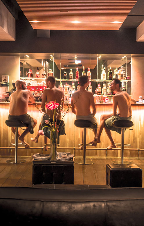 Bangkok gay bathhouse