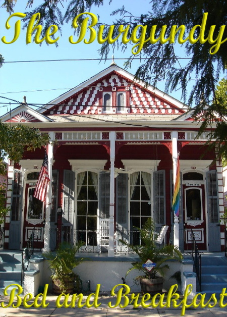 New orleans gay friendly hotels in marigny gaycities new orleans sciox Image collections