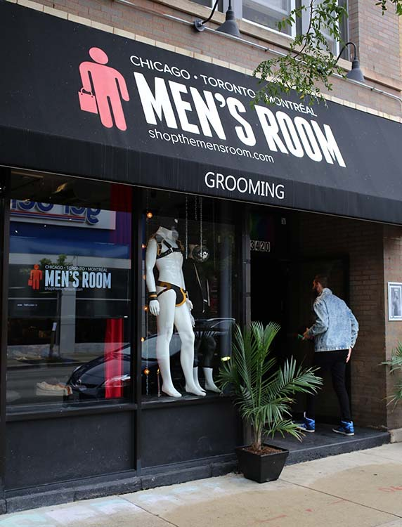 Chicago to bed adult toy store