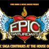 Epic Saturdays @ House of Blues