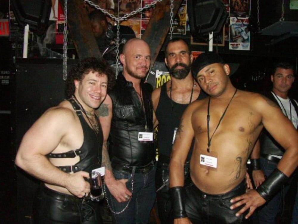 Gay Leather History Gay Leather Bars