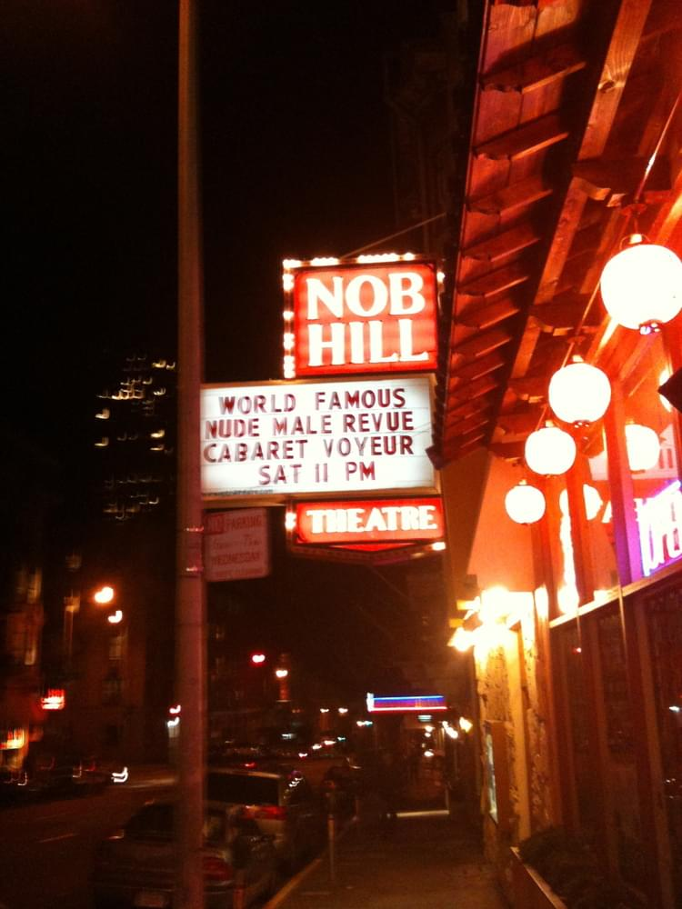 Nob Hill Adult Theatre