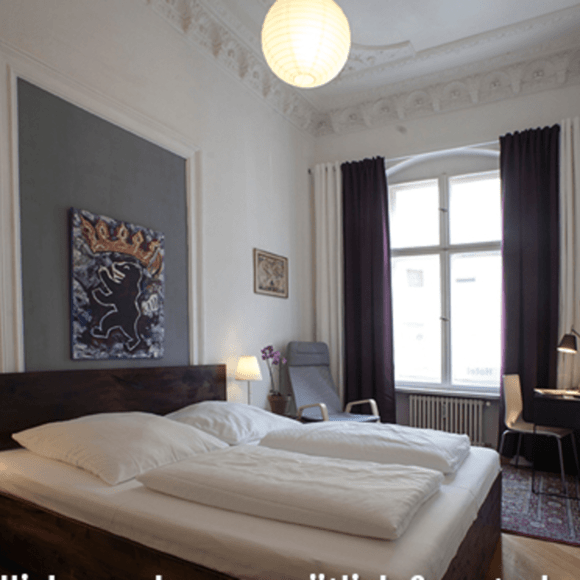 Hotel zu Hause Berlin reviews photos Schöneberg
