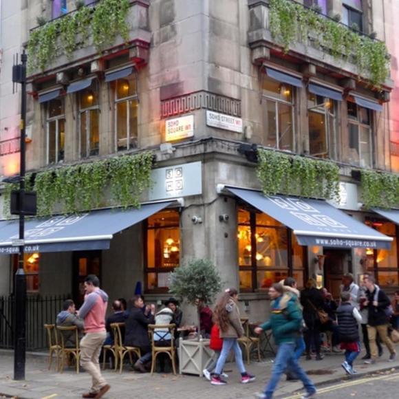 London Gay Bars GayCities London