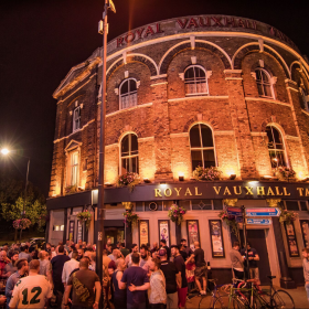 The Royal Vauxhall Tavern (aka the RVT)