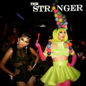 The Stranger Bar