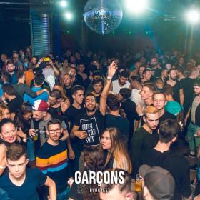 Garcons (Monthly Parties)
