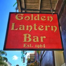 Golden Lantern