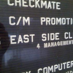 Photo of East Side Club Inc.